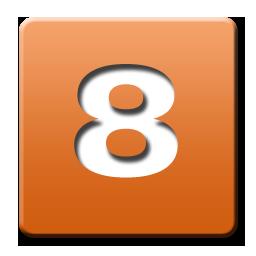 14_number_orange_8