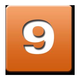14_number_orange_9